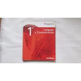 Libro Santillana Lenguaje Edición Bicentenario 1°medio