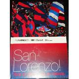 San Lorenzo Pura Pasion Clarin - Libro Y Dvd - Nuevo