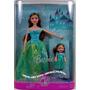 Princesa Barbie Hermanas - Teresa Y Kelly, Con Vestido De G