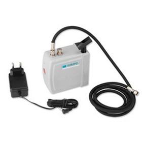 Mini Compressor Comp 3 + Aerógrafo Mp-1004 Wimpel 0,35mm