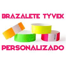 Pulseras Personalizadas Tyvek Eventos Accesos Hotel Bar Xv