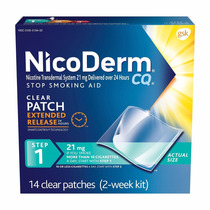 Nicoderm Cq Parches Nicotina Etapa 1 - Dejar De Fumar