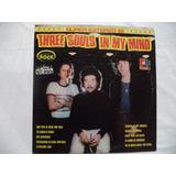 Three Souls Oye Cantinero 1975 Lp Rock Mexicano