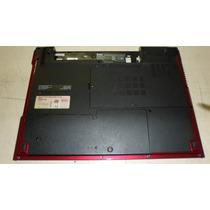 Carcaça Inferior Vermelha Notebook Dell Vostro 1510 0d115t