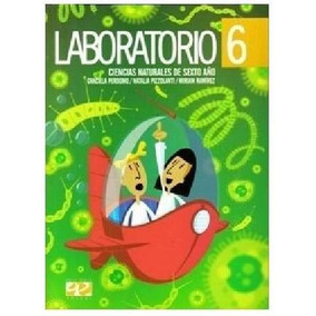 Laboratorio 6 Ciencias Naturales De Sexto Año Rosgal