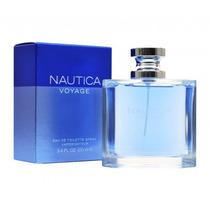 Perfume Nautica Voyage 100% Original No Pague Imitaciones