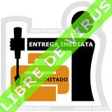 Reset Epson T50 Almohadillas Libre De Virus - Trial