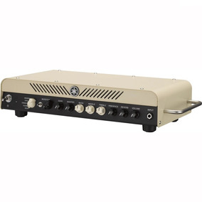 Cabeçote/interface Usb De Guitarra Yamaha Thr100h Acompanh