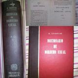 Libros De Derecho Universitarios Titulos Varios