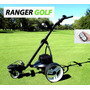 Carro Electrico De Golf Ranger A Control Remoto Full !