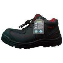 Raptor - Bota Industrial Dieléctrica Casco Poliamida Zapato