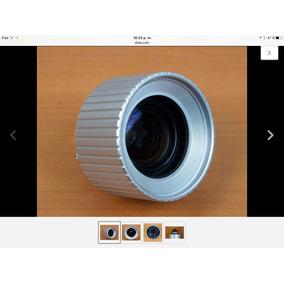 Lente Proyector Optoma Hd20 Dlp Ensamble Completo Video Bean