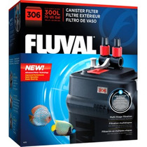 Canister Fluval 306 300lts Oferta Nuevo Original