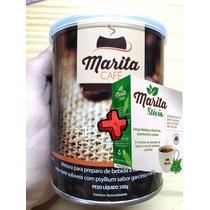 Café Marita + Marita Stevia Adoçante - Kit Emagrecedor