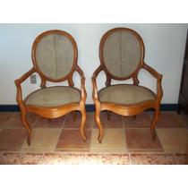 (sergioschw) Cadeira De Braço Medalhao Poltrona Palhinha