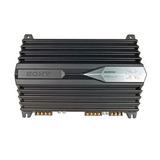 Amplificador Sony Xplod Xm-gtx6040/qbr Com 3/4 Canais