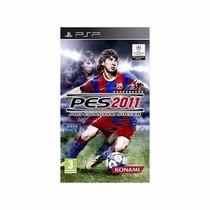 Manual Instruções Do Jogo Pes 2011 Sony Psp Usado