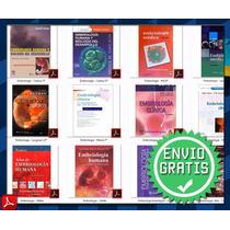 Pack 12 Libros Pdf Embriología Humana,langman Netter Moore