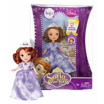 Muñeca Princesa Sofía Disney Original, Marca Mattel