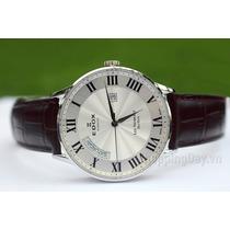 Relógio Edox Les Vauberts Day Date Automatic 83010-3b-ar