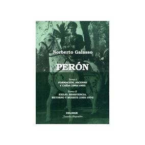 Perón (pack), De Norberto Galasso