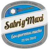 Etiquetas De Cervesa Quilmes Personalizadas