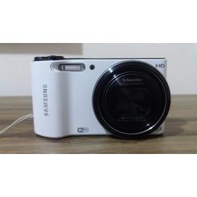 Câmera Digital Samsung 14.2mp, Zoom 18x, Wi-fi, Grava Hd