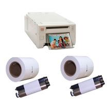 Kit Impressora Kodak 305 Térmica +2 Rolos Ribbon