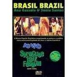 Dvd Ana Gazzola E Sônia Santos - Brasil Ao Vivo Lacrado