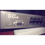 Switch D-link Des-3226s 24 Portas