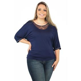 Blusa Realist Angel Plus Size Roupa Para Gordinha