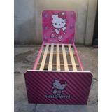 Cama Infantil Hello Kitty Varios Diseños