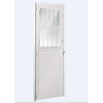 Porta Lambril Social Alumínio Branco