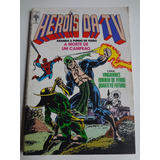 Gibi Heróis Da Tv Nº 75 Com Dicionario Marvel