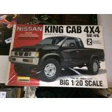 Maqueta Lindberg Nissan 4x4 1:20