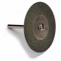 Dremel Discos Corte De Diamante 40mm 10 Piezas+2 Vástagos
