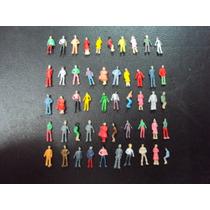 50 Personajes Parados Y Sentados P/ Maquetas Escala N (1:160
