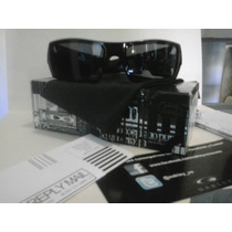 Lentes Oakley Gascan Polished Black W/grey Originales