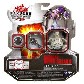 Bakugan Super Assault Bakuvice D Diamond 64281