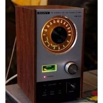 Radio Sony Modelo St88 De 1972 100% Operativo!