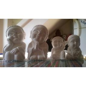 Buda Niños 13cm- Figuras De Yeso Fabricantes