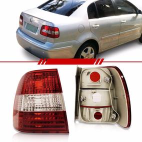 Lanterna Traseira Polo Sedan 2003 2004 2005 2006 Canto Bicol