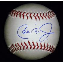 Pelota Autografiada Cal Ripken Jr Baltimore Orioles Mlb