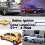 Bobina Ignicion Corsa 01-06 Lanos (lisa) 4 Pines Marca (sia)
