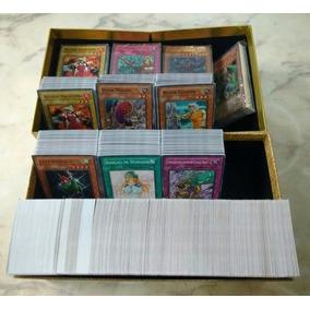Yugioh 4 Mil Cartas Originais Novas Incluindo Raras Promoção