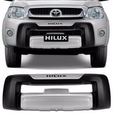 Front Bumper Overbumper Toyota Hilux 2009 2010 2011