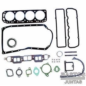 Jogo Juntas Motor Cab Pack Com Retentor Opala 151 4cil