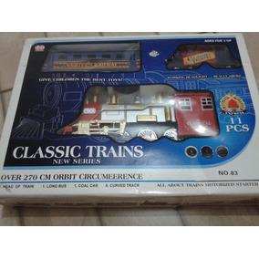 Trem Classic Trains New Series .