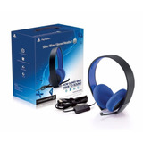 Audífonos Con Cable Sony /ps4/ps3/ps Vita / Iprotech