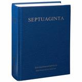 Bíblia Septuaginta Grego Línguas Originais Da Bíblia